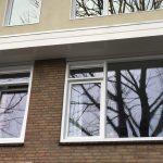 particulier kunststof kozijnen 1e verdieping Pieter Borstraat Amsterdam