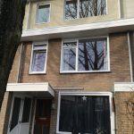 particulier kunstof kozijnen hele huis Pieterborgstraat Amsterdam