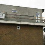 particulier nieuwe kunstof kozijnen dakopbouw Emanuel van Meterenstraat Amsterdam