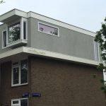 Nieuwe kozijnen leveren en monteren dakopbouw Nicolaas Japiksestraat, Amsterdam